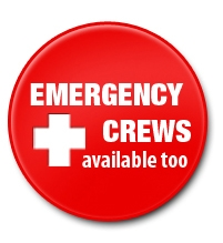 Emergency Crews Available